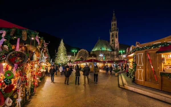 Mercatino di Natale Bolzano