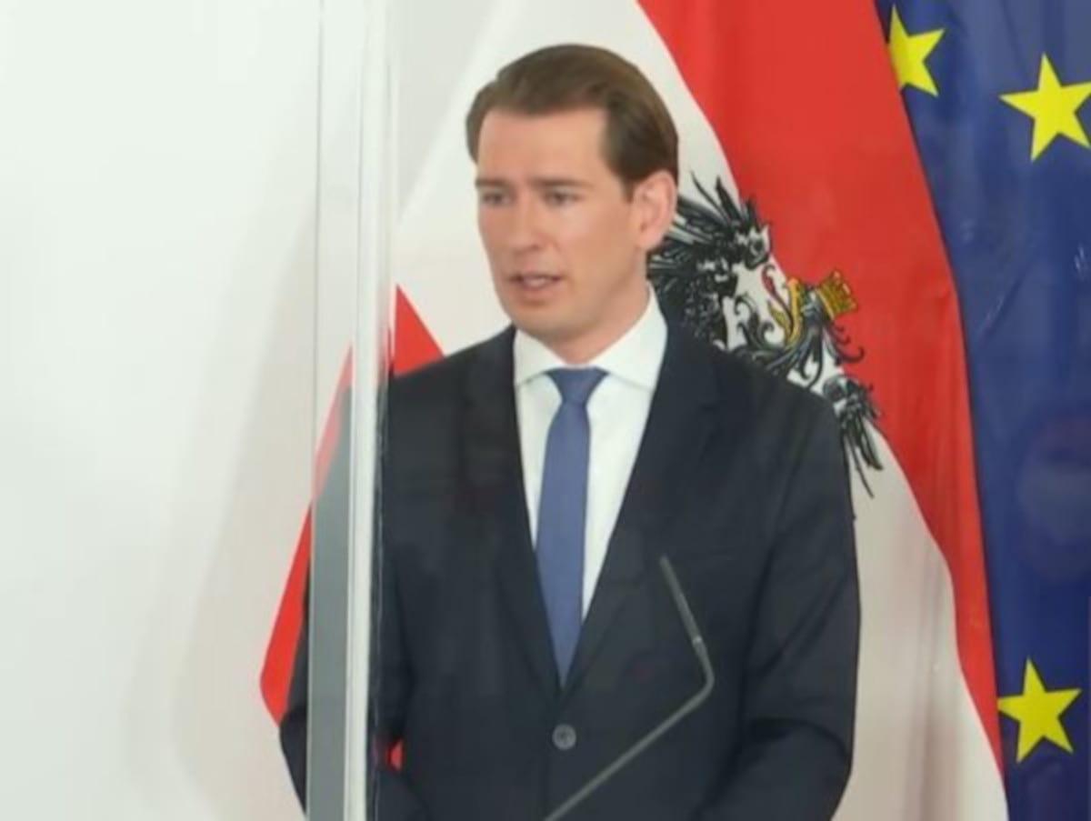 austria lockdown