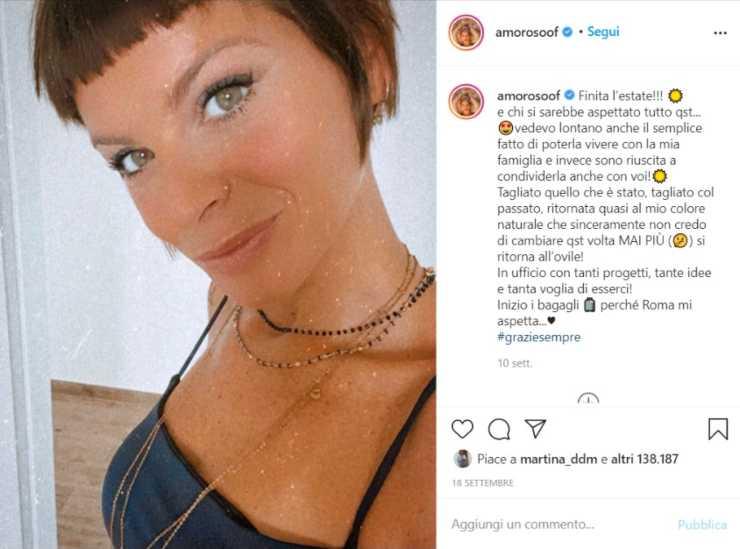 Alessandra Amoroso irriconoscibile - Solonotizie24