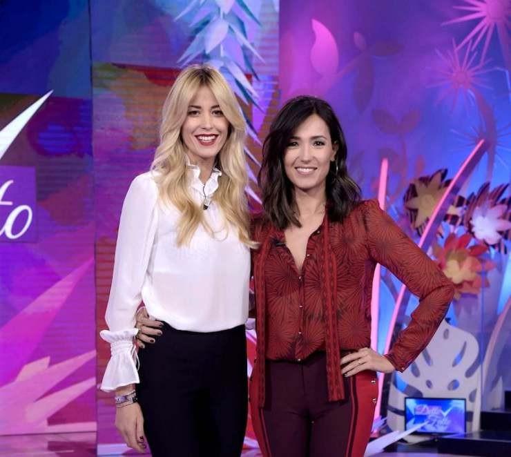 Caterina-Balivo-ed-Elena-Santarelli-solonotizie24