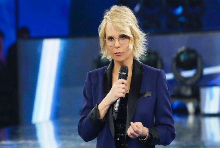 Maria De Filippi non si nasconde più - Solonotizie24