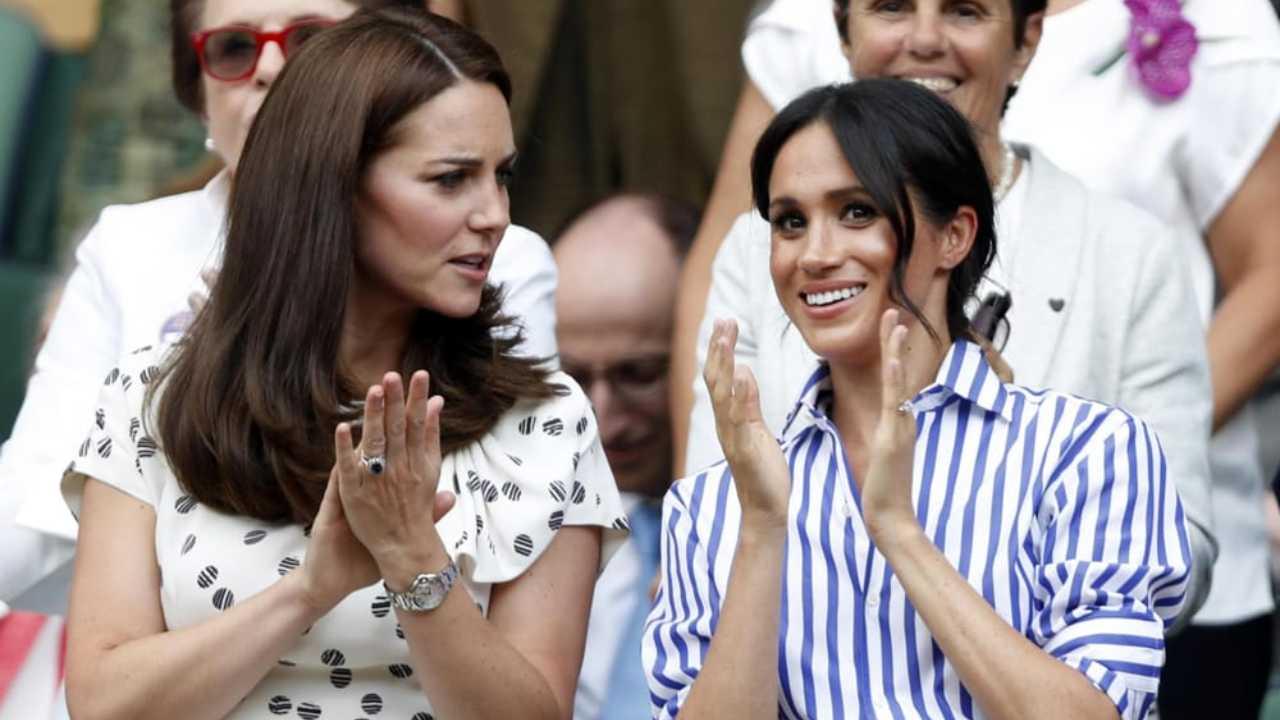 Meghan Markle e Kate Middleton di nuovo in guerra - Solonotizie24