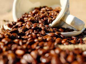 caffè per capelli bianchi