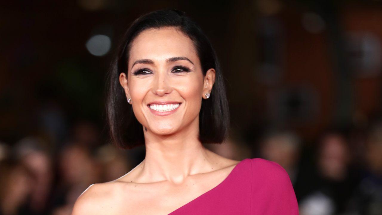 Caterina Balivo al Roma Film Festival nel 2019 (Getty Images)