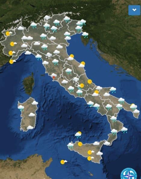 meteo italia