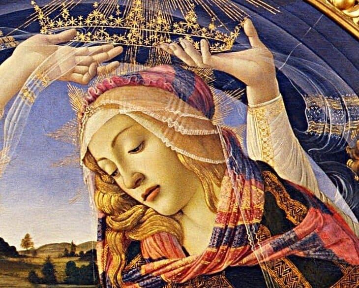 Madonna del Magnificat, Botticelli
