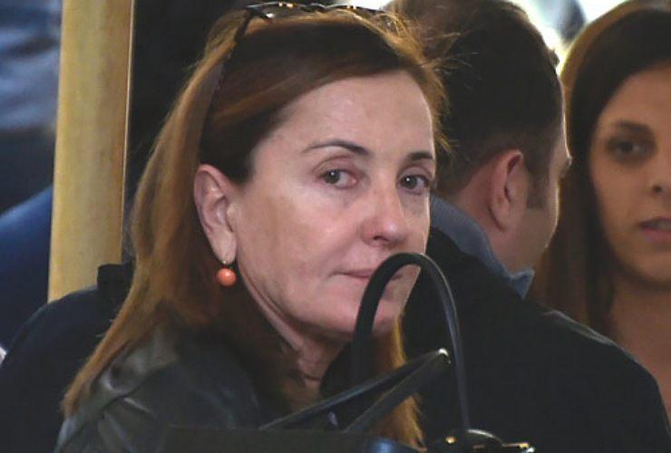 Barbara Palombelli Beccata Senza Trucco La Trasformazione Foto