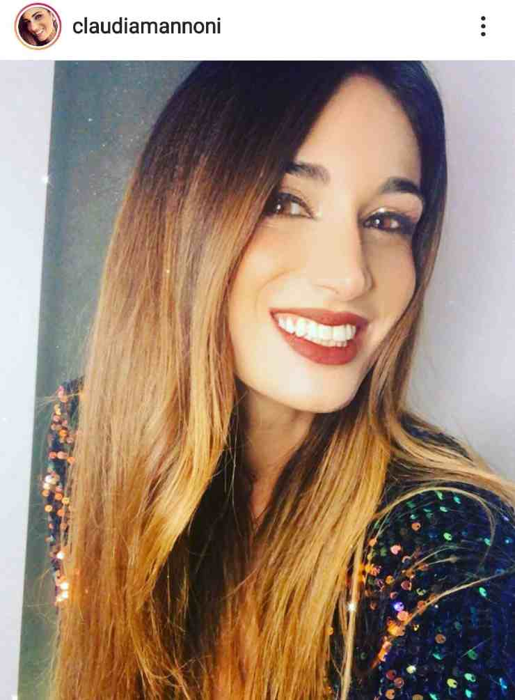 Claudia Mannoni Instagram