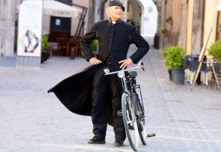 Terence Hill Don Matteo - Solonotizie24