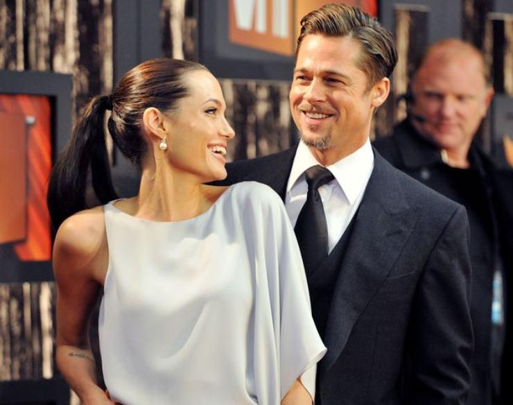 Angelina Jolie Brad Pitt - Solonotizie24