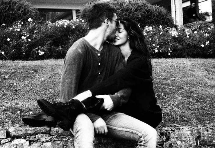 Belen Rodriguez intimità Antonino - Solonotizie24