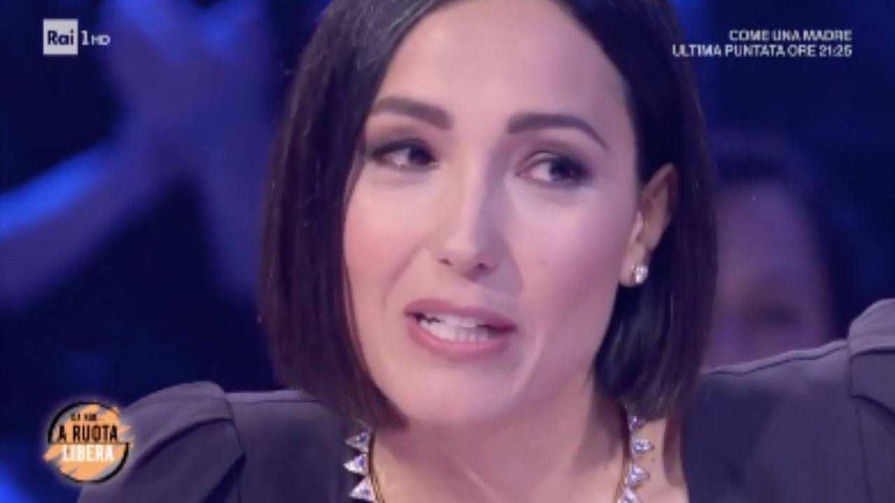 Caterina Balivo amaro sfogo - Solonotizie24