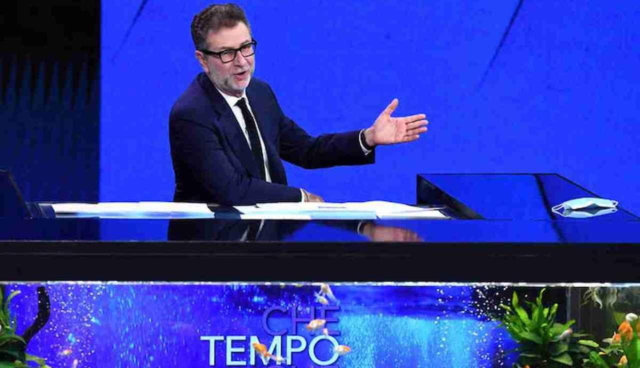 Che Tempo Che Fa Fabio Fazio Solonotizie24.it
