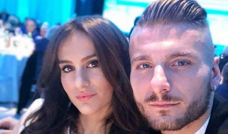 Ciro Immobile Jessica Malena Solonotizie24.it