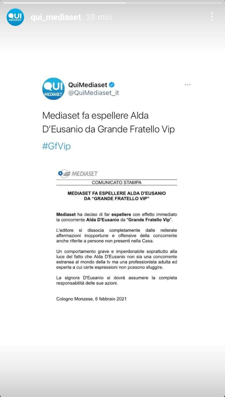 Grande Fratello Vip Solonotizie24.it