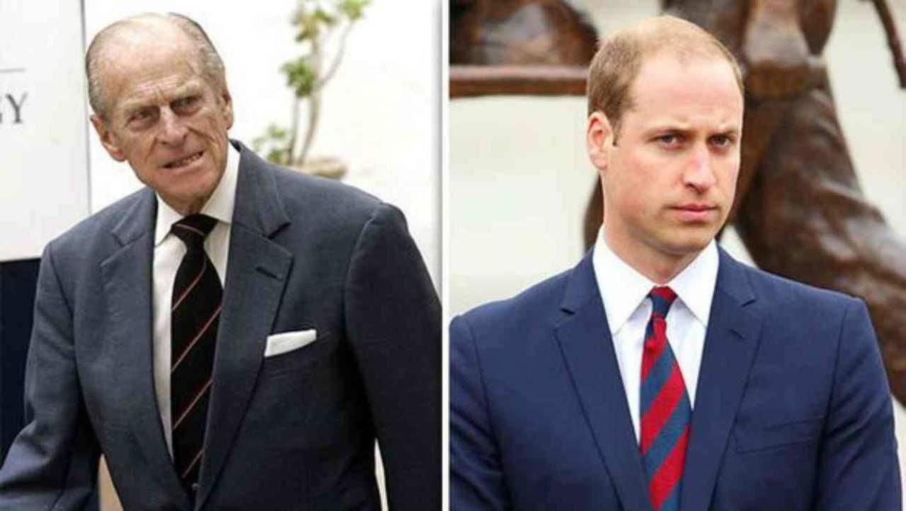 Principe Filippo - William - Solonotizie24