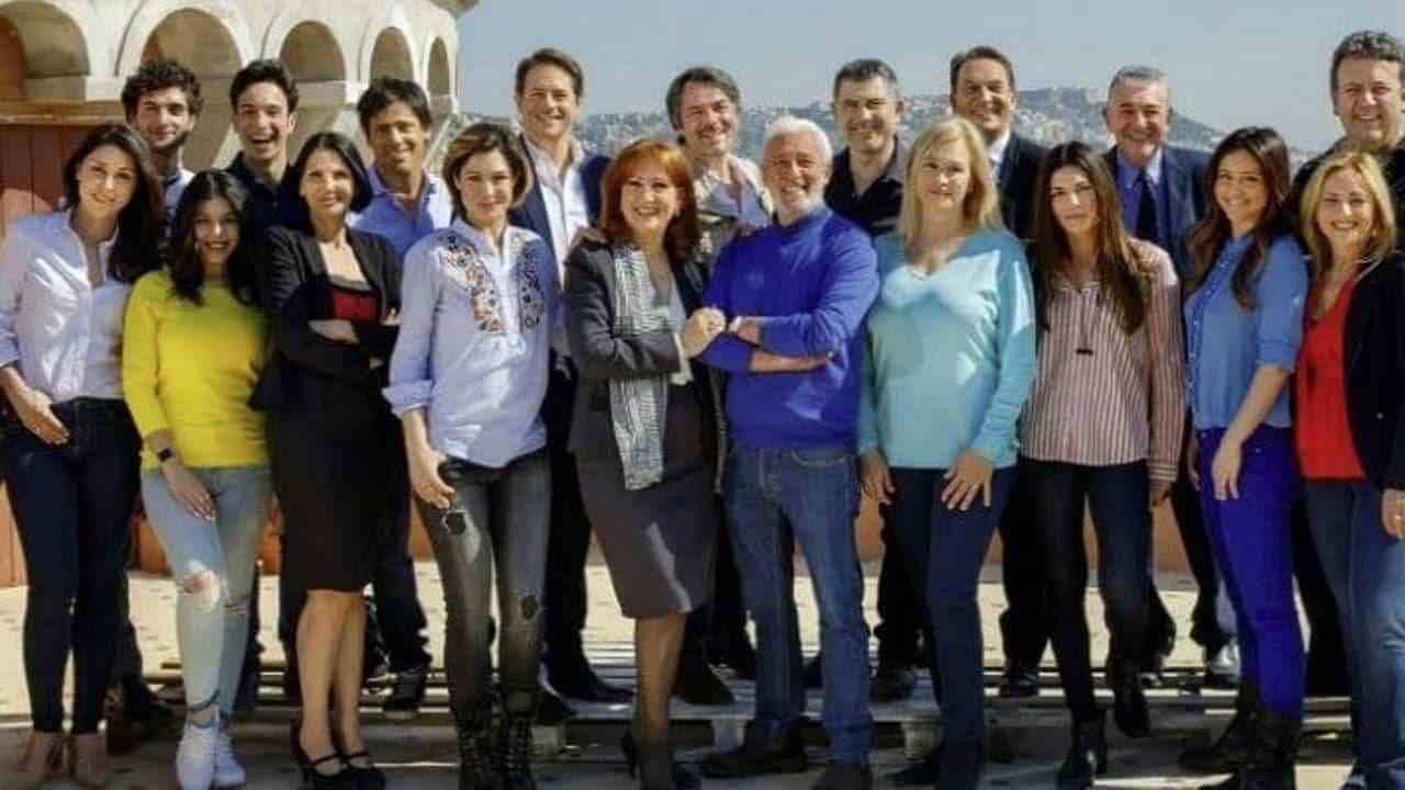 Un Posto al Sole cast Solonotizie24.it