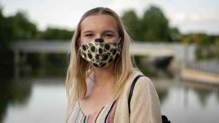 Rimedi acne da mascherina