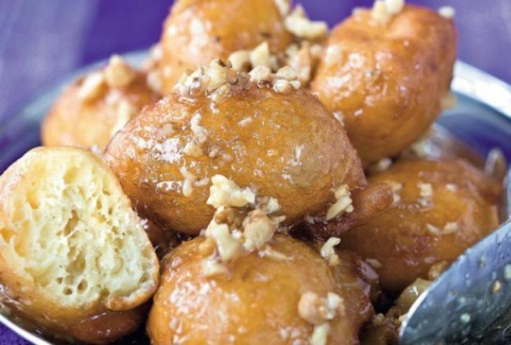 frittelle-miele e mandorle ricetta-Dolci Carnevale-SoloNotizie24.it