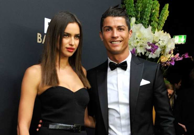 Irina Shayk Cristiano Ronaldo - Solonotizie24