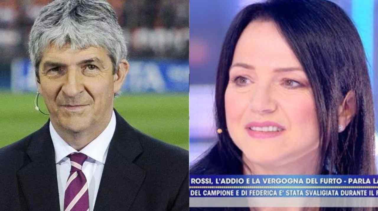 La vedova di Paolo Rossi, nuovo furto dei cimeli: l'appello disperato