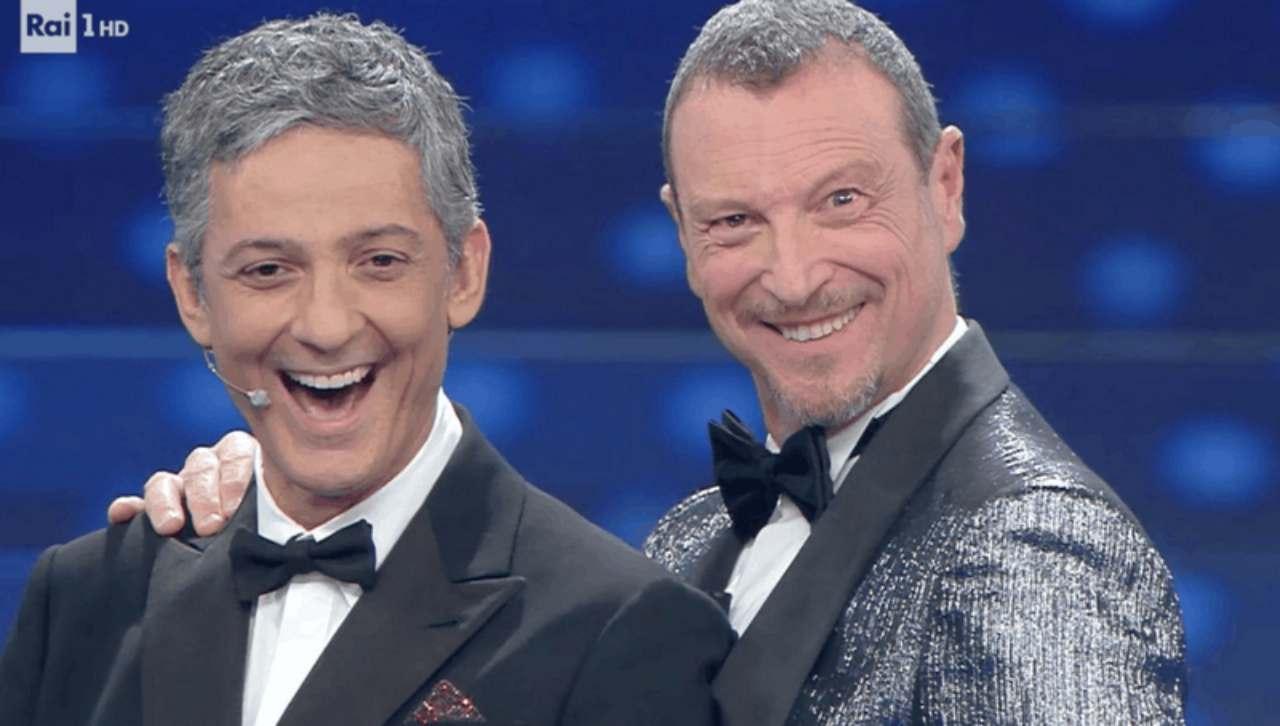 Sanremo prima serata - Solonotizie24