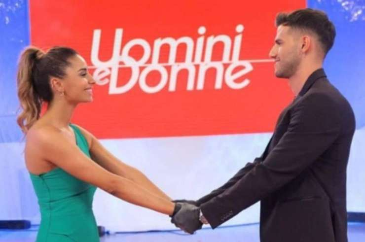 Uomini e Donne ex coppia - Solonotize24
