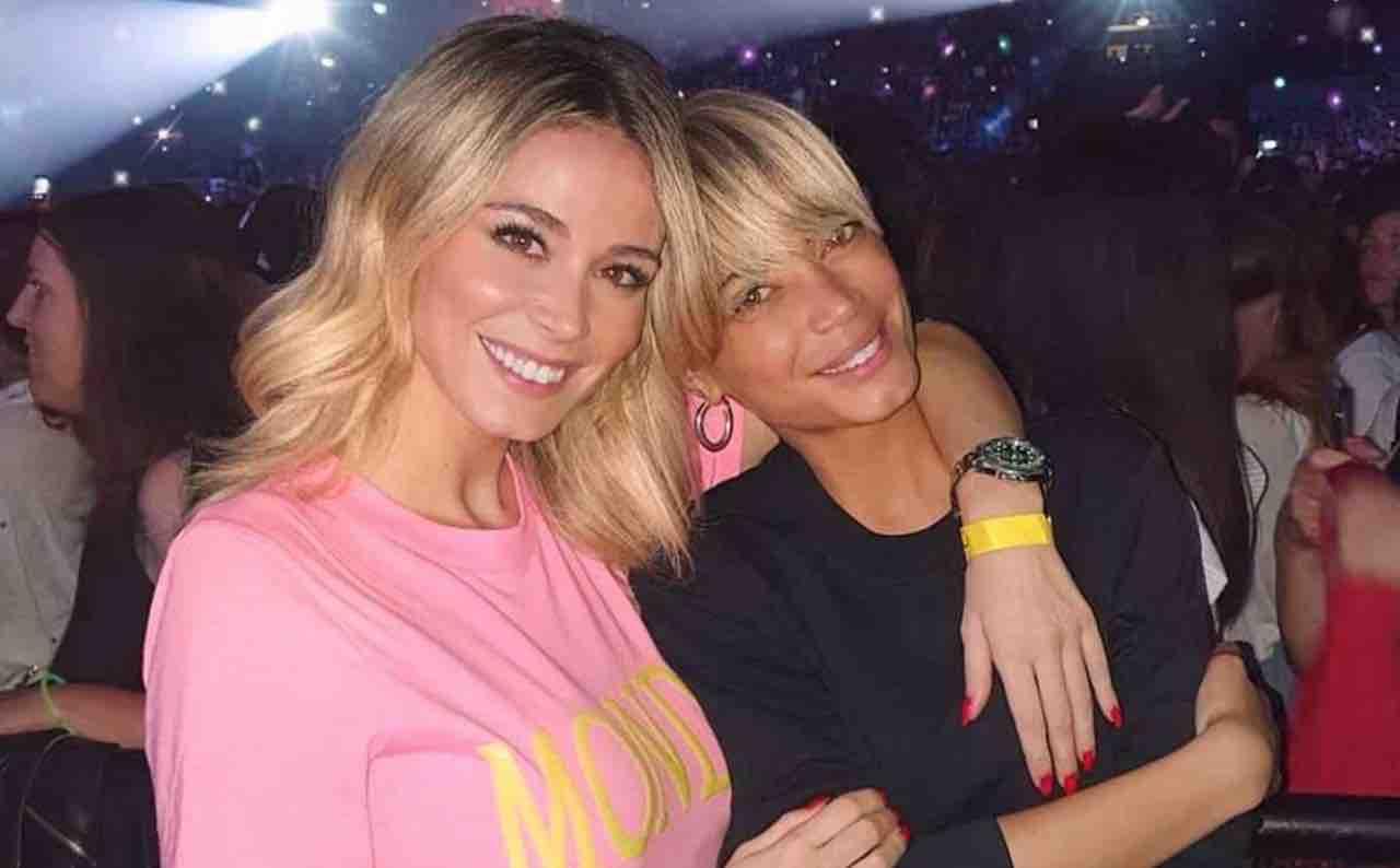Diletta Leotta, dedica per Elodie | Il sexy abbraccio manda in tilt i fans